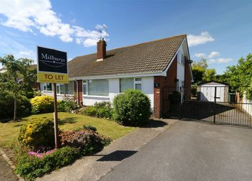 Thumbnail 2 bed semi-detached bungalow to rent in Stoney Stile Road, Alveston, South Gloucestershire