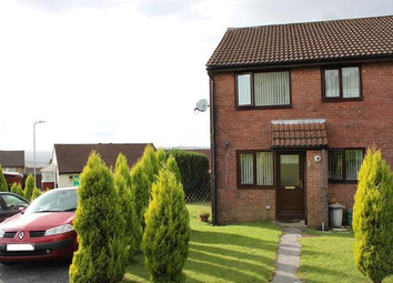 Thumbnail 1 bed end terrace house for sale in Bronwydd, Swansea