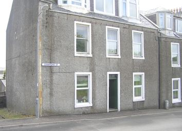 Thumbnail 1 bed flat for sale in Crawford Street, Millport, Isle Of Cumbrae