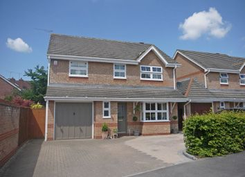 Thumbnail 4 bed detached house for sale in Furze Close, Peatmoor, Swindon