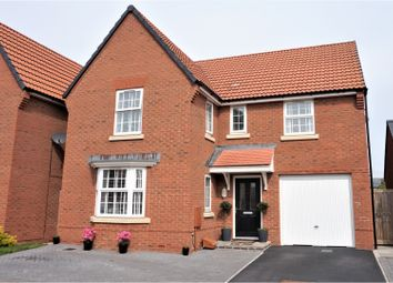 Thumbnail 4 bed detached house for sale in Aginhills Drive, Taunton
