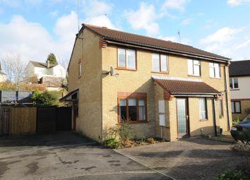 Thumbnail 3 bed semi-detached house for sale in Dudbridge Meadow, Dudbridge, Stroud