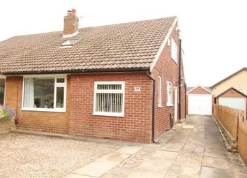 Thumbnail 4 bed semi-detached house for sale in Smalewell Drive, Pudsey