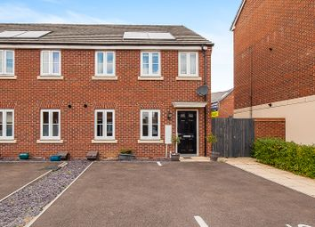 Thumbnail 4 bed terraced house for sale in Chapple Close, Oundle, Peterborough