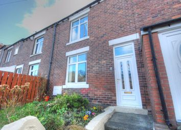 Thumbnail 2 bed terraced house for sale in Beech Grove Terrace South, Crawcrook, Ryton