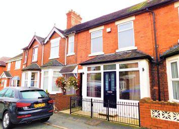 Thumbnail 3 bed terraced house for sale in Izaak Walton Street, Stafford