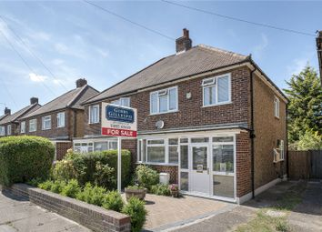 Thumbnail 3 bed semi-detached house for sale in Sandown Way, Northolt, Middlesex