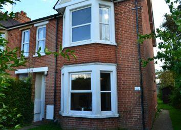 Thumbnail 1 bed flat to rent in Enborne Road, Newbury