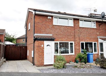 Thumbnail 2 bed semi-detached house for sale in Mansfield Close, Birchwood, Cheshire