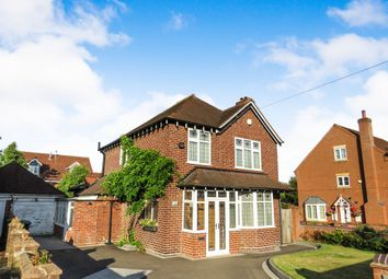 Thumbnail 3 bed detached house for sale in Morjon Drive, Great Barr, Birmingham