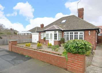 Thumbnail 4 bed bungalow for sale in Chantry Avenue, Upper Poppleton, York
