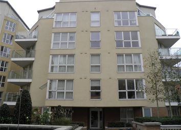 Thumbnail 2 bed flat to rent in Eden House, Water Gardens Square, London