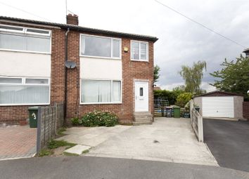 3 bed end terrace house for sale in Frank Close, Dewsbury, West Yorkshire WF12