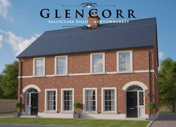 Thumbnail 3 bed semi-detached house for sale in The Steading Glen Corr, Newtownabbey
