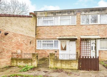 Thumbnail 3 bedroom terraced house for sale in Skene Close, Bletchley, Milton Keynes