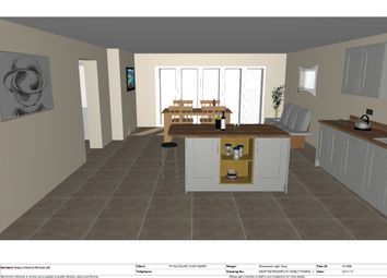 Thumbnail 4 bed detached house for sale in Sutton Road, Walpole Cross Keys, King's Lynn