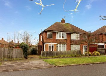 Thumbnail 3 bedroom semi-detached house for sale in Fircroft Road, Ipswich