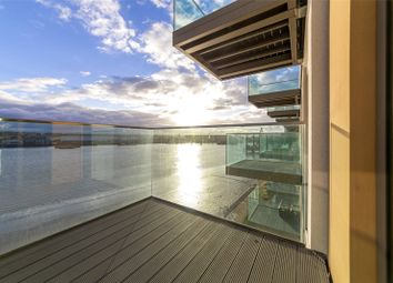 Thumbnail 2 bed flat for sale in Laker House, 10 Nautical Drive, Royal Wharf, London