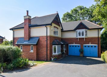Thumbnail 5 bedroom detached house for sale in Dovecote Lane, Horbury, Wakefield