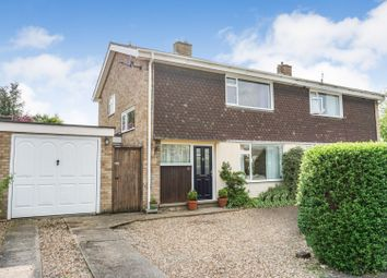 Thumbnail 3 bed semi-detached house for sale in Palmers Way, Melbourn