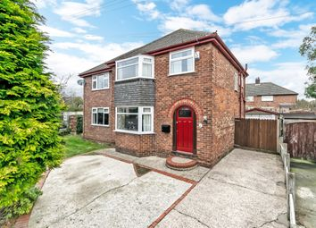 Thumbnail 4 bed detached house for sale in Marina Avenue, Great Sankey, Warrington