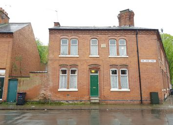 Thumbnail 2 bedroom end terrace house for sale in Earl Howe Street, Highfields, Leicester