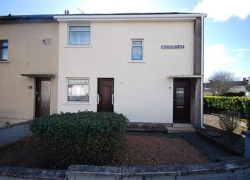 Thumbnail 2 bed end terrace house for sale in Mossgiel Place, Stevenston