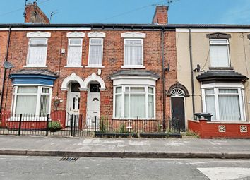 Thumbnail 2 bedroom terraced house for sale in Severn Street, Hull