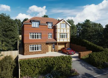 Thumbnail 5 bed detached house for sale in Uplands Close, Sevenoaks