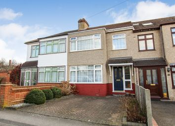 Thumbnail 3 bed terraced house for sale in Eaton Drive, Collier Row, Romford