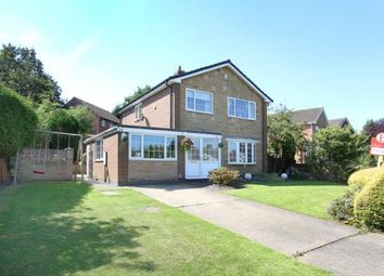 Thumbnail 3 bed detached house for sale in Cromford Drive, Staveley, Chesterfield, Derbyshire