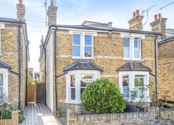Thumbnail 3 bed semi-detached house for sale in Balmoral Road, Kingston Upon Thames