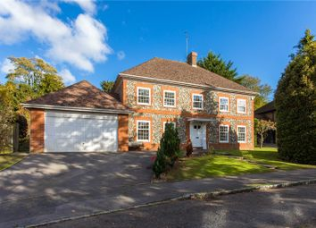 Thumbnail 5 bed detached house to rent in Donnay Close, Gerrards Cross, Buckinghamshire