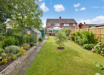 Thumbnail 3 bed semi-detached house for sale in Station Road, Edingley, Newark