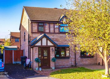 Thumbnail 3 bed semi-detached house to rent in Polegate Drive, Leigh, Lancashire