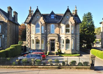Thumbnail 3 bed flat for sale in Leeds Road, Harrogate