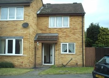 Thumbnail 2 bed semi-detached house to rent in Ravensthorpe Drive, Loughborough