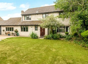 Thumbnail 4 bed detached house for sale in Nettleton, Wiltshire