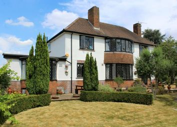 Thumbnail 3 bed detached house for sale in Cranmore Lane, Aldershot