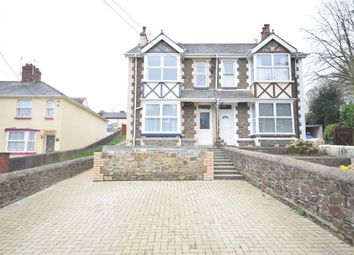 Thumbnail 4 bed property to rent in Lime Grove, Bideford, Devon