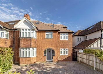 Thumbnail 6 bed property for sale in Percy Road, Hampton