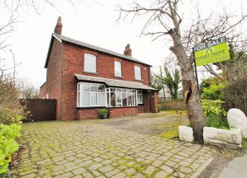 Thumbnail 4 bed detached house for sale in Station Road, Hesketh Bank, Preston