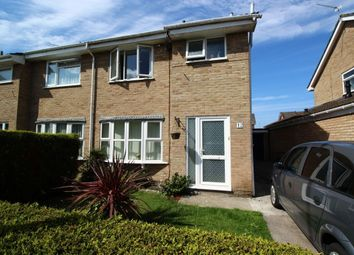 Thumbnail 3 bed semi-detached house for sale in Irving Close, Clevedon
