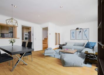 Thumbnail 4 bedroom mews house for sale in Shrewsbury Mews, London
