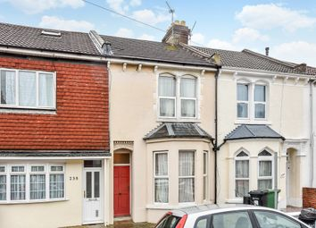 Thumbnail 5 bed terraced house for sale in Fawcett Road, Southsea