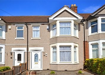 Thumbnail 3 bed terraced house for sale in Baronsfield Road, Cheylesmore, Coventry, West Midlands