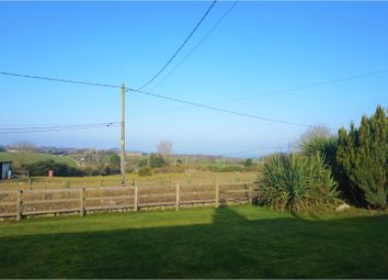 3 bed detached bungalow for sale in Trelogan, Holywell CH8