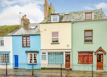Thumbnail 4 bedroom terraced house for sale in Governors Lane, Weymouth