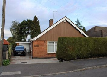 Thumbnail 2 bed detached bungalow for sale in Windlea Road, Riddings, Alfreton