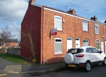 Thumbnail 2 bed end terrace house for sale in John Street, Winsford, Cheshire